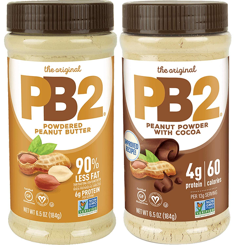 Organic Powdered Peanut Butter - PB&Me - Chocolate